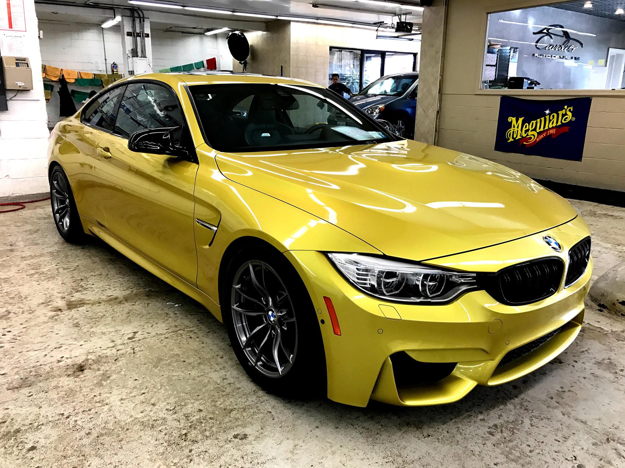 2015 BMW M4 Express Detail